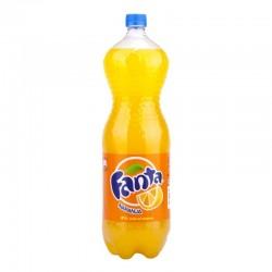 Fanta naranja 2 litros