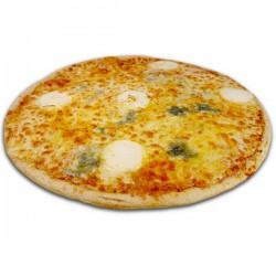 Pizza 6 quesos Familiar