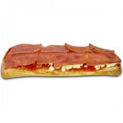 Pan Pizza Prosciutto