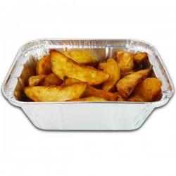 Patatas especiadas gajo