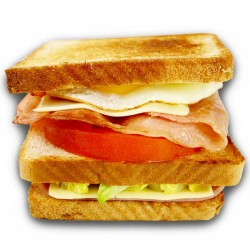 Sandwich Pizzsavoy
