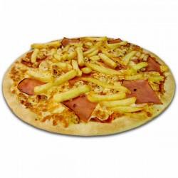 Pizza Curry familiar