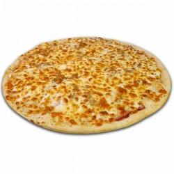 Pizza blanca especial