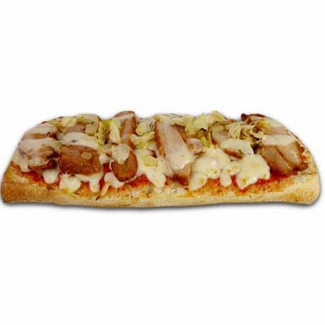 Pan Pizza turco (pollo o ternera) Tu eliges