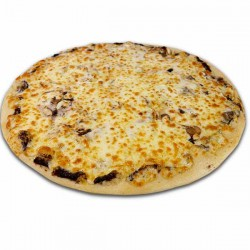 Pizza blanca Tartufa