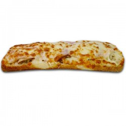 Pan Pizza blanco