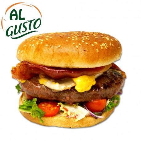 Hamburguesa de Buey AL GUSTO