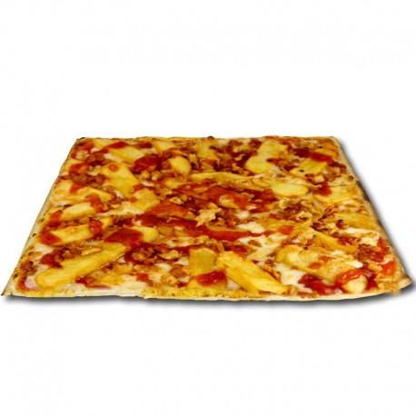 Pizza Bravissima cuadrada + REGALO