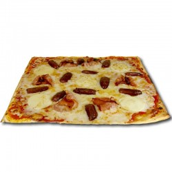 Pizza Rulosa cuadrada + REGALO