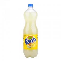 Fanta limón 2 litros