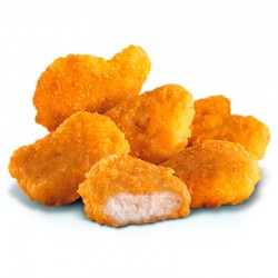 Nuggets de pollo x10