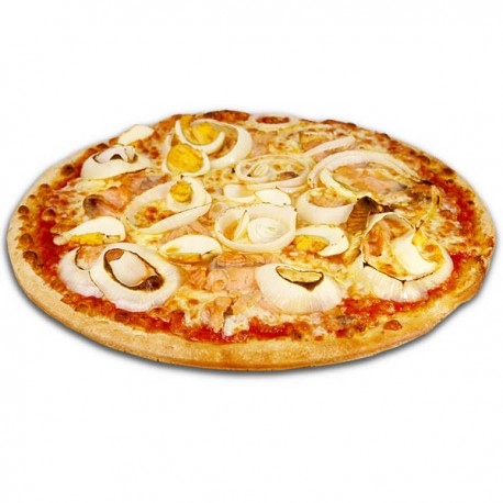 Pizza Pizzalmón familiar