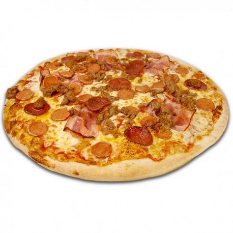 Pizza Rondita(Diseñado en concurso de Facebook)