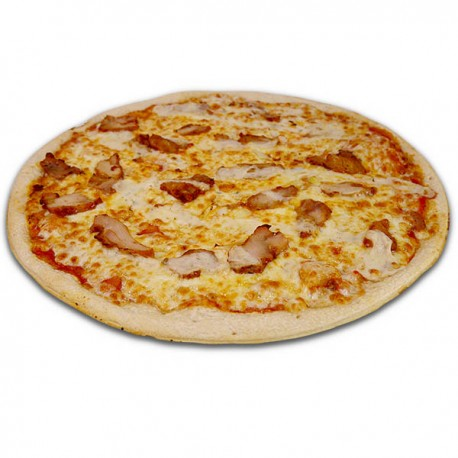 Pizza Turca pollo familiar