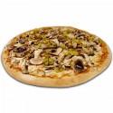 Pizza Diavola familiar