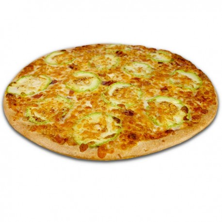 Pizza Calabacín