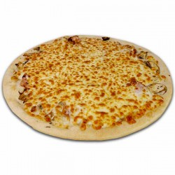 Pizza blanca Pimentona