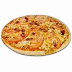 Pizza Andaluza familiar