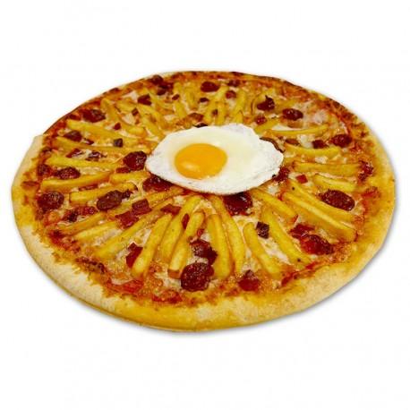 Pizza Rustica Familiar