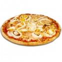 Pizza Pizzalmón XXL + bebida o complemento