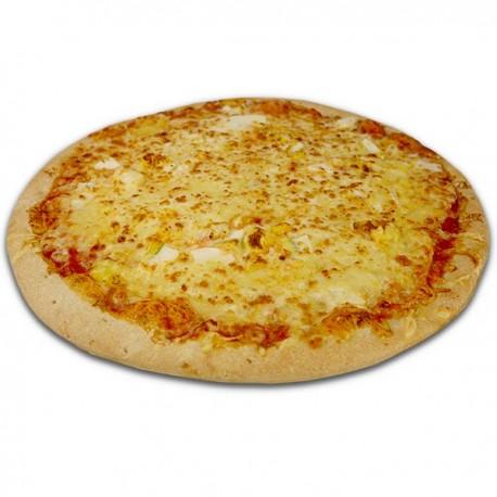 Pizza Rondeña XXL + bebida o complemento