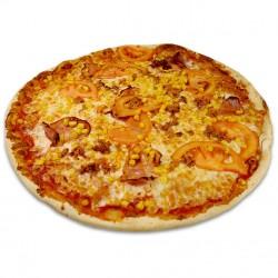 Pizza Pingüina XXL + bebida o complemento