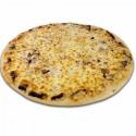 Pizza blanca TartufaXXL + bebida o complemento