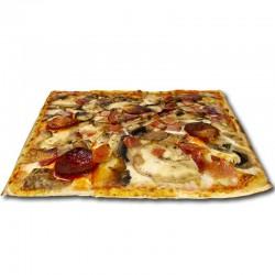 Pizza especial de la casa XXL + bebida o complemento
