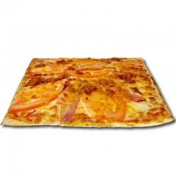 Pizza Gratinada cuadrada + REGALO