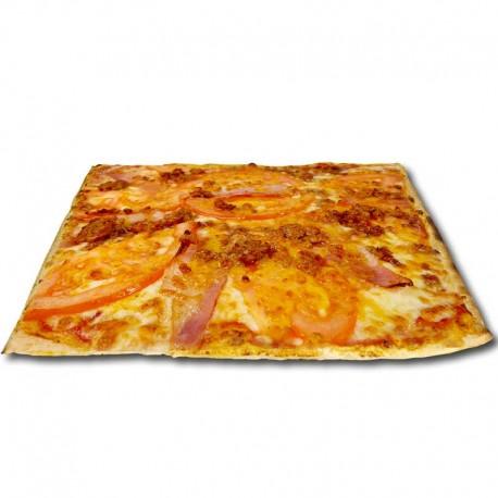 Pizza Gratinada XXL + bebida o complemento