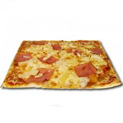 Pizza Hawaiana XXL + bebida o complemento