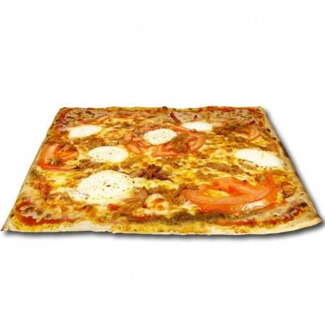 Pizza Al-Pesto XXL + bebida o complemento