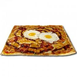 American Pizza cuadrada + REGALO
