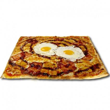 American Pizza XXL + bebida o complemento