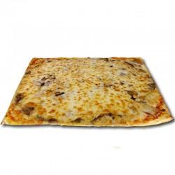 Pizza blanca Tartufa cuadrada + REGALO